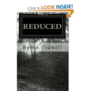 book jacket for Reduced by Robin Tidwell