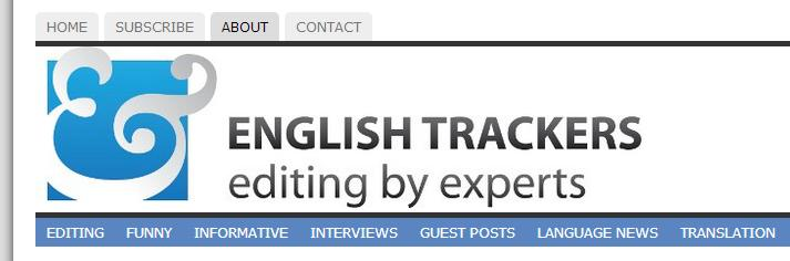 English Trackers Editing