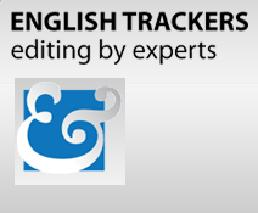 English Trackers editing website