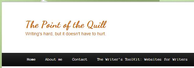 Point of the Quill