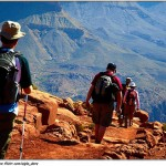 Hiking Kaibab trail