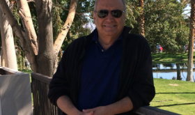 Author, director, inventor Tony Verna 2014