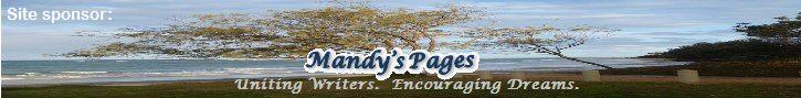 Mandy's Pages content website