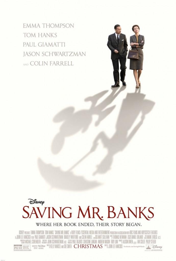 Saving Mr Banks movie